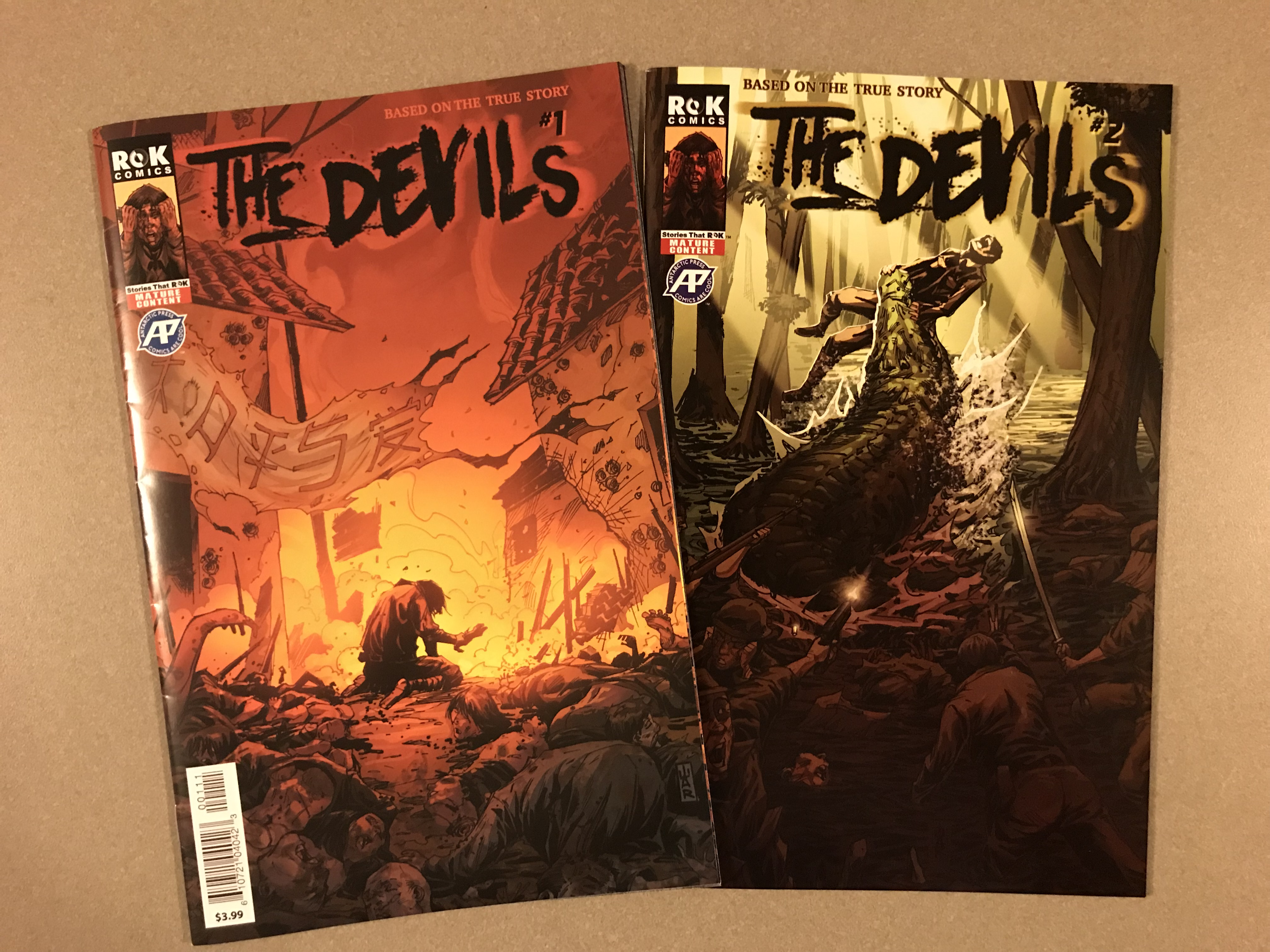 The Devils 1&2